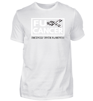 Fck Cancer Shirt carcinoid cancer 3