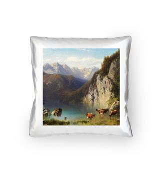 Der Alpsee bei Hohenschwangau -Millner