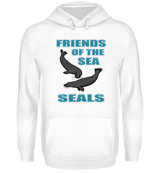 Seals - friends of the sea - gift