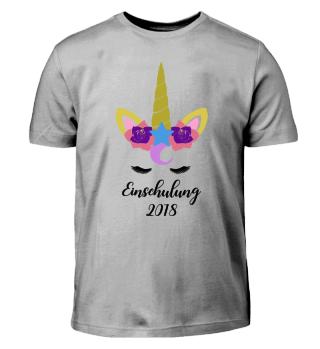 EINHORN - EINSCHULUNG 2018 #6.1