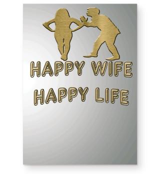 Happy Wife