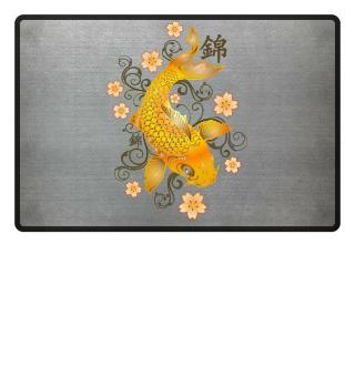 KOI Fish - Nishikigoi Sakura Blossoms 5