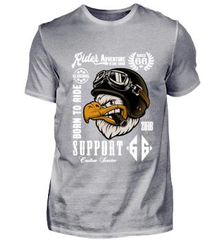 ☛ Rider · Support 66 #1.14