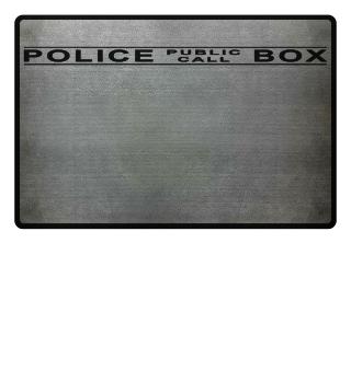 ★ Police Public Call Box I