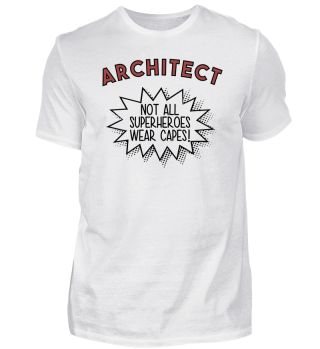 Superhero Capes Architect