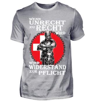 Wenn Unrecht zu Recht wird - Schweiz