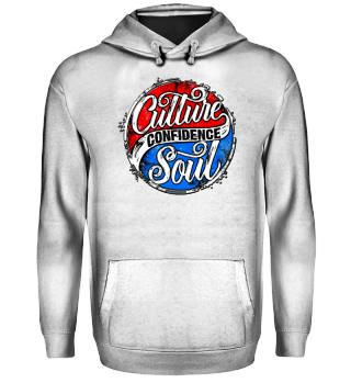 Herren Hoodie Sweatshirt Culture Ramirez Hip Hop