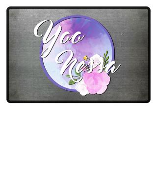 Yoo-Logo Fußmatte