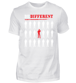 Funny Dart Darts Shirt Be Different