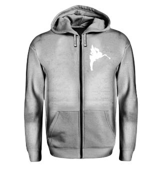 Viel Hilft Viel - Sweatshirt Jacke