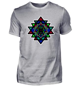 Geometrie - Sri Yantra