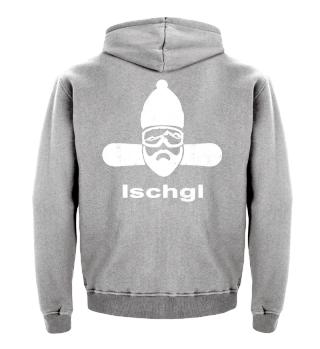 Snowboarder Ischgl