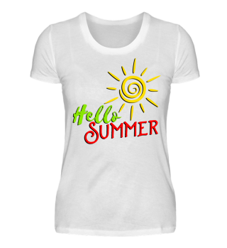 Party Design - Hello Summer Sun