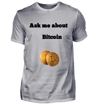 Bitcoin-Shirt