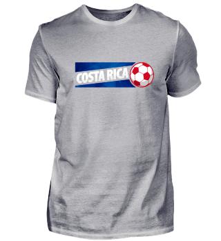 Soccer Costa Rica. Gift idea.
