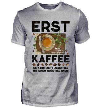☛ ERST KAFFEE... #1.33