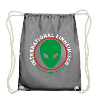 Alien Head International Einheimisch II