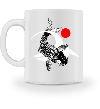 ★ Japan Design - Nishikigoi - Koi Fish 2