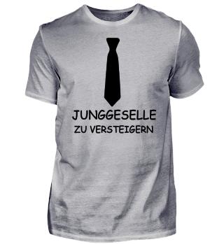 Das Shirt für Junggesellen