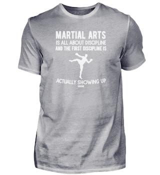 Martial Arts Martial Arts Karate saying