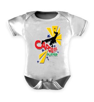 Brazilian Capoeirista Capoeira Player 2