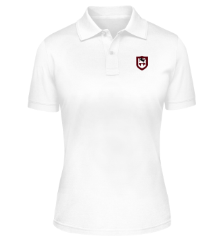 Damen Poloshirt Logo 1
