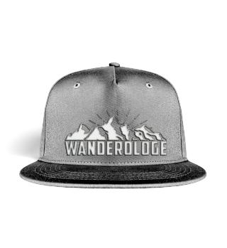 Berge Wanderologe Cap