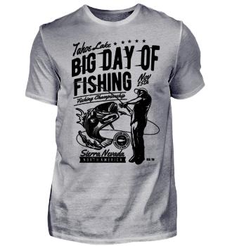 BIG DAY OF FISHING - FISHING CHAMPION