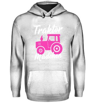 Landwirtschaft - Traktor Mädchen