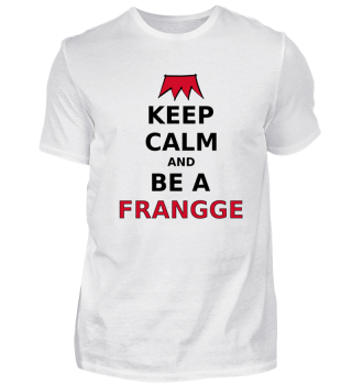 Franken Keep Calm Frangge