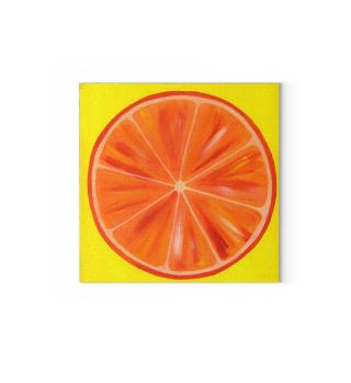 Obst Orange Orangenscheibe