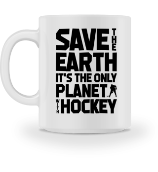 Ice hockey: Save the earth! - Gift