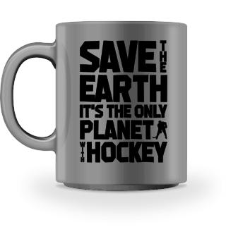 Ice hockey: Save the earth! - Gift