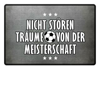 FUSSBALL / MEISTERSCHAFT