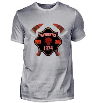 firefighter 1974