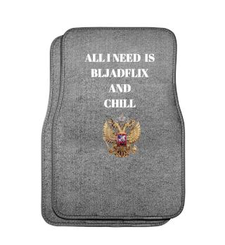 All i need is Bljadflix Russland Russia