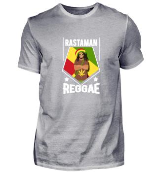 Reggae rastaman - gift