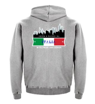 Italy Born and Raised