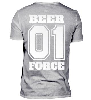 Beer Force 01 Bier Party Malle Saufen