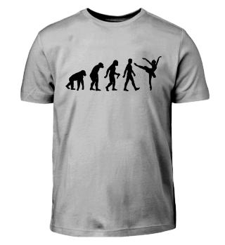 Evolution Of Humans - Ballet Dancing I