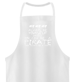 You can be a pirate