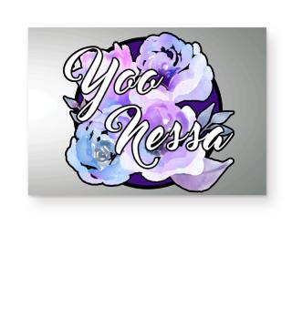 Yoo-Blume Poster