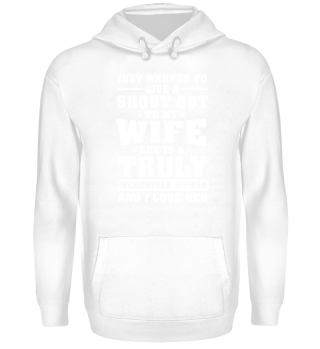 Husband Shirt-Incredible woman