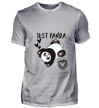 Just Panda zoo animal   gift idea