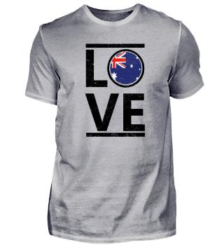Australien heimat love heimat queen herkunft
