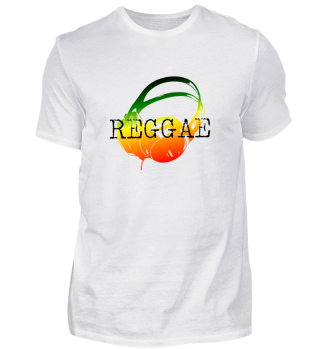 Reggae Headphones