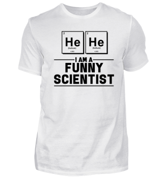 I Am a Funny Scientist