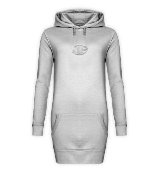 Hoodie Kleid