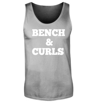 Bench&Curls