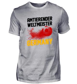 Amtierender Weltmeister Fußball Germany